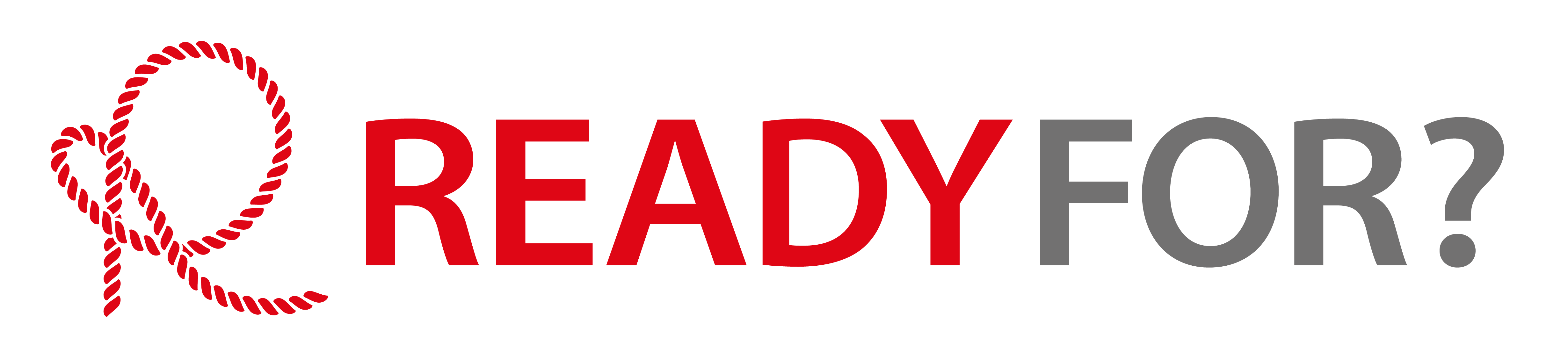 READYFOR ロゴ